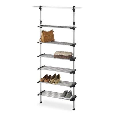 6tier shoe rack