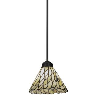 Meyda Tiffany Jadestone Willow 1-Light Co..