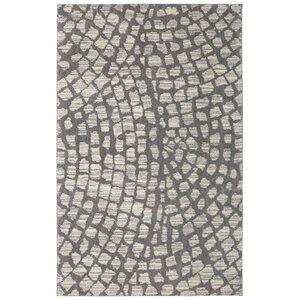 Berkshire American Craftsmen Cohassett Grey/Beige Area Rug