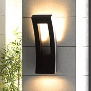 Read Reviews Dawn 4-Light LED Outdoor Flush Mount By Modern Forms
