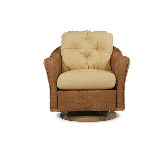 Lloyd Flanders Reflections Swivel Glider Chair with Cushions