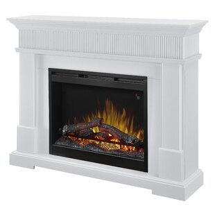 Jean Mantel Electric Fireplace by Dimplex