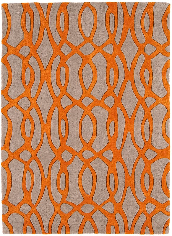 rug burnt round home orange ideas area using collection for easy