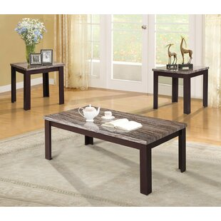 Kellen 3 Piece Coffee Table Set