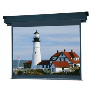 Read Reviews Boardroom Electrol 45 H x 80 W Electric Projection Screen By Da-Lite