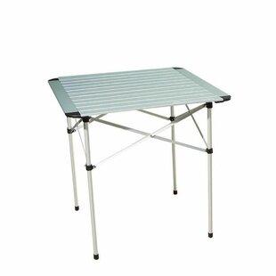 Winfey Folding Aluminium Dining Table Image