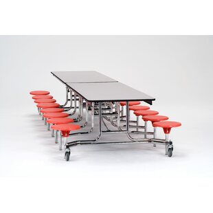 Cafeteria Tables Youll Love Wayfair - Standard cafeteria table dimensions