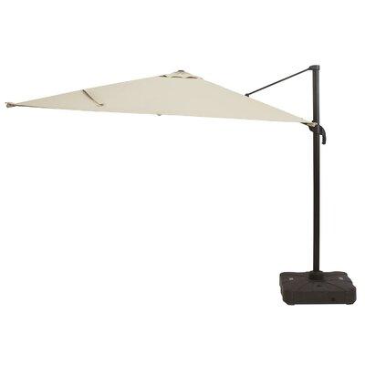Antonucci 11 Square Cantilever Umbrella by Red Barrel Studio Sale