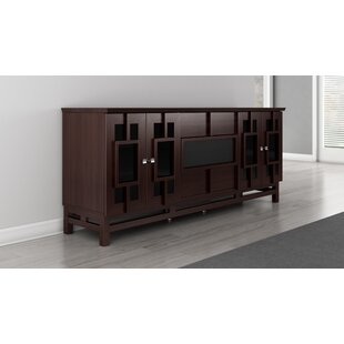 Furnitech Asian TV Stand for TVs up to 78