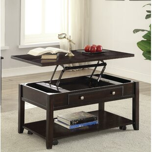 Maloree Coffee Table with Lift Top