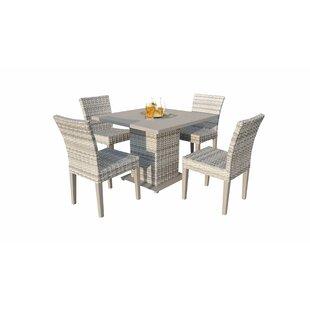 Falmouth 5 Piece Outdoor Dining Set