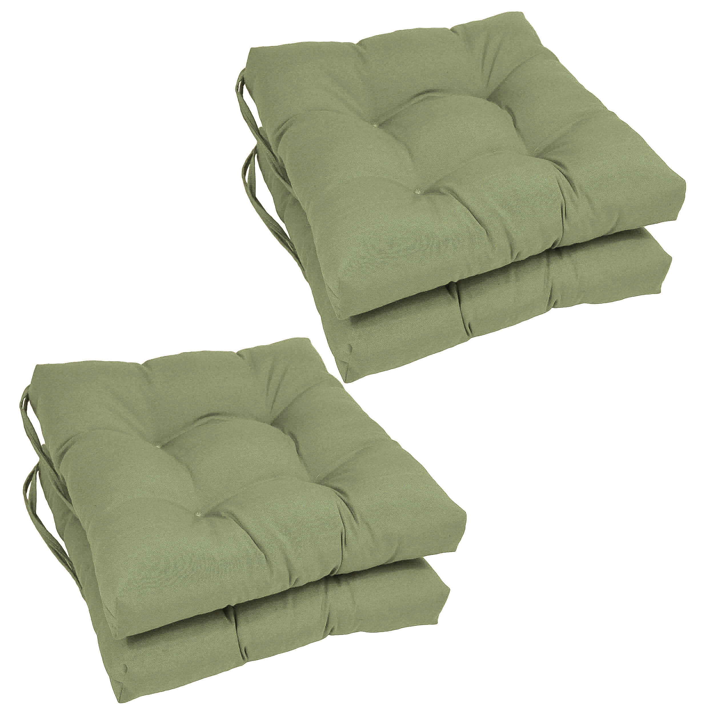 Picture of: Green Chair Seat Cushions You Ll Love In 2020 Wayfair