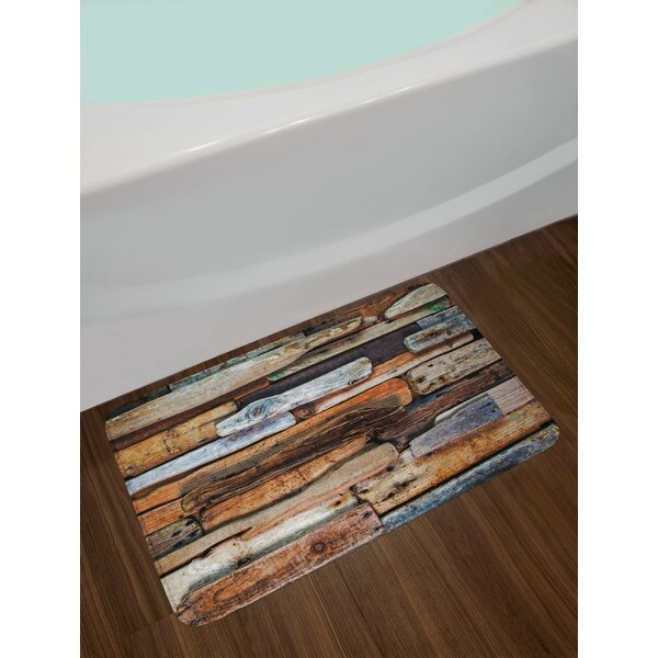 Board and Love Declaration Shower Curtain Toilet Cover Rug Bath Mat Contour Rug