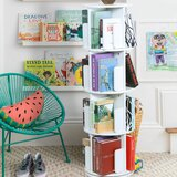 Penkridge Creative 360 Angle Rotating 50'' H x 17'' W Standard Bookcase by Isabelle & Max™