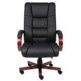 Parkhurst Executive Chair by Symple Stuff