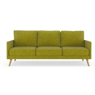 Online Reviews Crader Pebble Weave Sofa by Corrigan Studio Reviews (2019) & Buyer's Guide