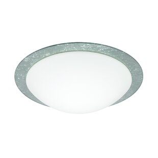 Besa Lighting Ring 1-Light Flush Mount