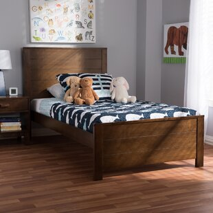 Bernardo Platform Bed by Mack & Milo 2019 Sale