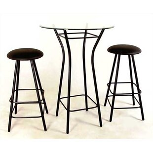 Grace Collection Monderno Pub Table Set