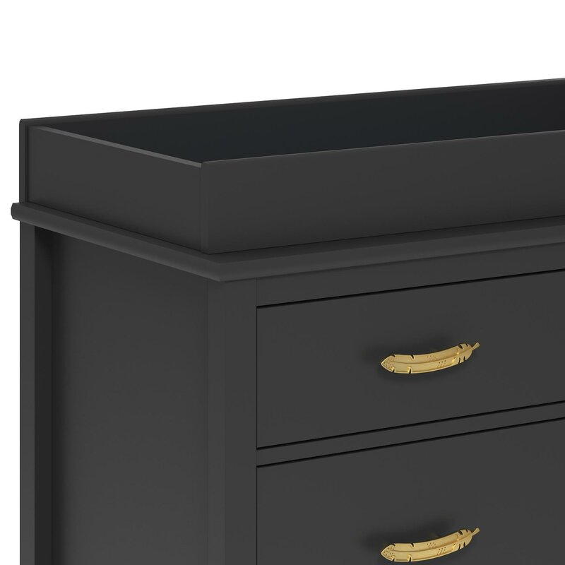 a1208b5403ff Little Seeds Monarch Hill Hawken Changing Table Dresser & Reviews ...