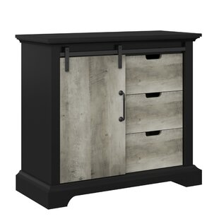 Springdale Sliding Accent Cabinet by Gracie Oaks