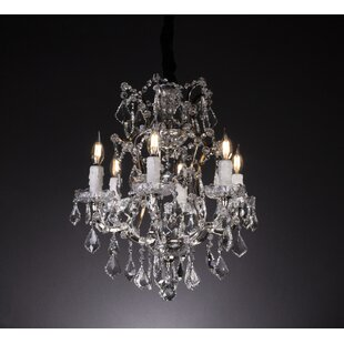 Astoria Grand Rodrigues 6-Light Candle St..
