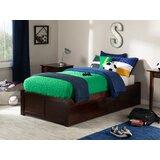 Mackenzie Storage Platform Bed by Andover Mills™