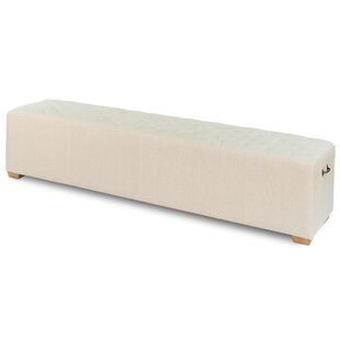Almodovar Upholstered Bench by Canora Grey