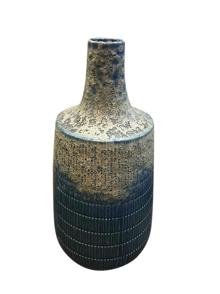 Bloomsbury Market Mebane Splendid Textured Body Ceramic Table Vase Wayfair