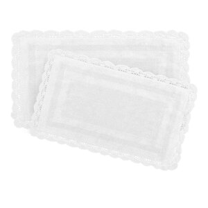 2-Piece Bath Rug Set by Laura Ashley Home