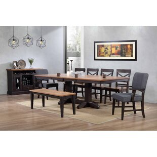 Yvonne Trestle Dining Table
