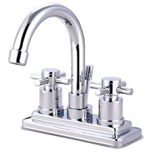 Bathroom Faucets Centerset modern centerset bathroom sink faucets | allmodern