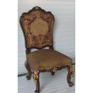 Regalia Side Chair by Benettis Italia