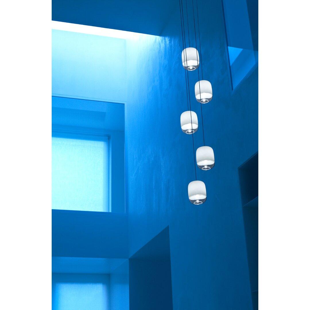 Gong 5 - Light Cluster Jar Pendant