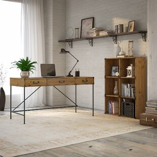 Ironworks Desk by Kathy Ireland Office by Bush