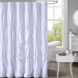 Moser Printed Shower Curtain By House of Hampton