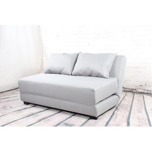Reviews Theta Sleeper Loveseat by Orren Ellis Reviews (2019) & Buyer's Guide