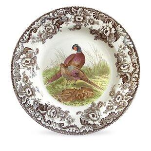 Woodland 10.5  Pheasant Dinner Plate  sc 1 st  Wayfair & Spode Woodland Dinner Plates | Wayfair