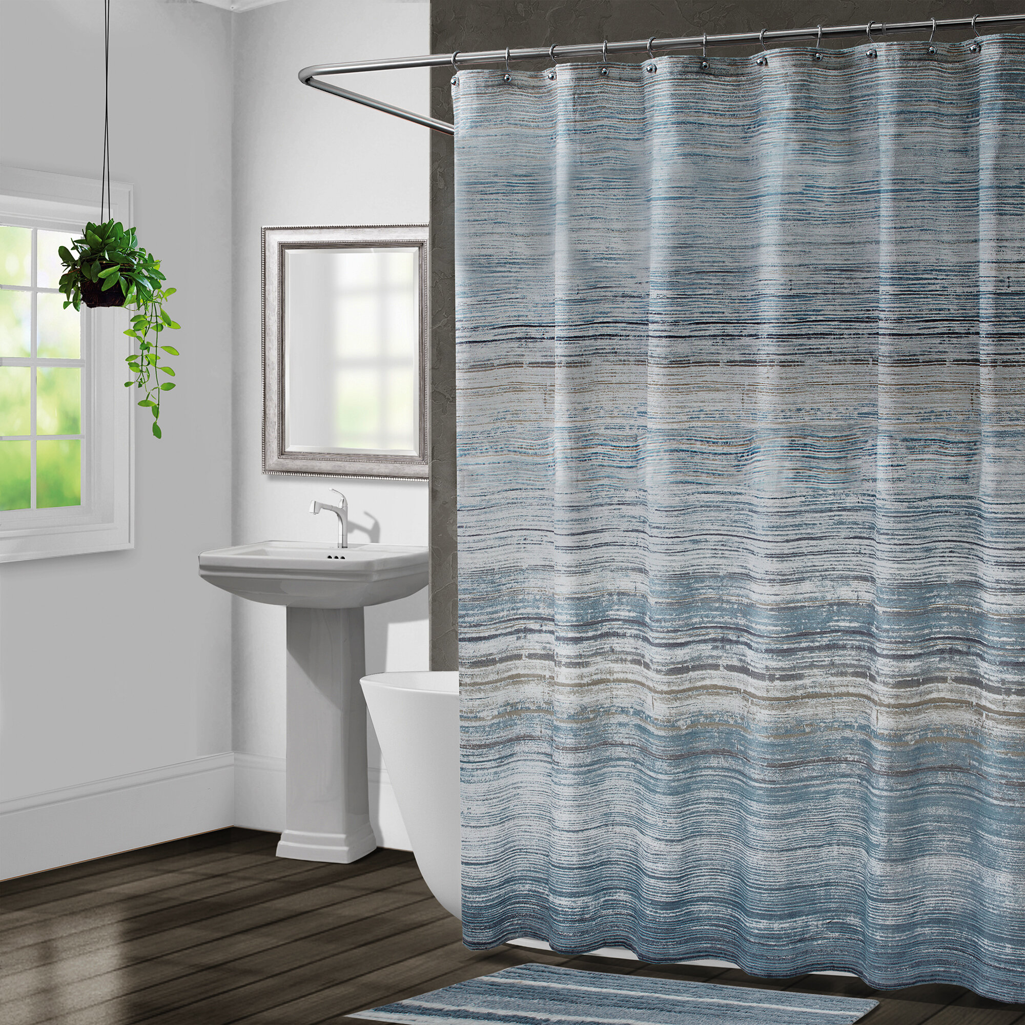 Croscill Nomad Single Shower Curtain