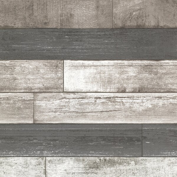 Miraculous Wood Shiplap Wallpaper Youll Love In 2019 Wayfair Download Free Architecture Designs Itiscsunscenecom