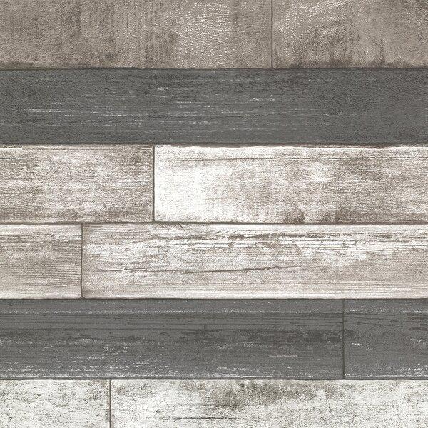 Wood & Shiplap Wallpaper You'll Love in 2019 | Wayfair