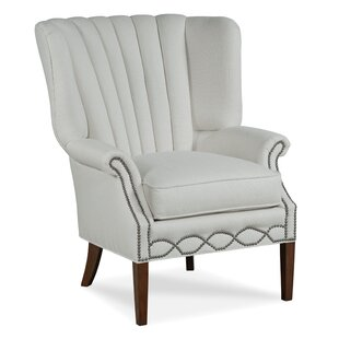 Aurora Wingback Chair by Fairfield Chair