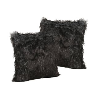 Faux Fur Throw And Pillow Sets Wayfair