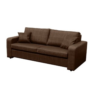 Guerra 3 Seater Sofa By Wrought Studio