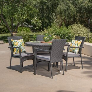 Alcott Hill Westmont 5 Piece Dining Set