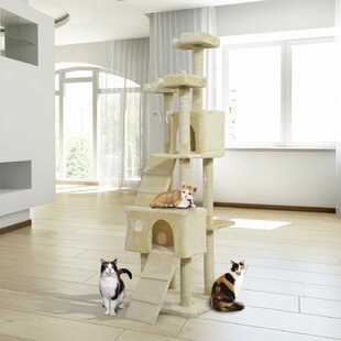 Cat Trees & Scratching Posts | Wayfair.co.uk on amazing cat houses, cat play furniture, cat room ideas, cat friendly home ideas, cat friendly rooms, cat play houses, cat play gym, cat trees, cat house design ideas, cat wall, cat houses at target, cool cat houses, cat gym houses, cat house plans, cat condo ideas,