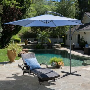 Latitude Run 10' Cantilever Umbrella