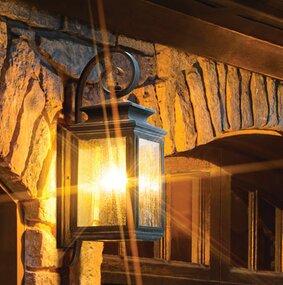 Kichler Wiscombe Park 3-Light Outdoor Wall Lantern