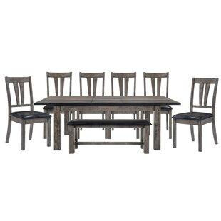 Okamoto 8 Piece Dining Set