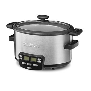 Central® 4 Qt. Multi Cooker by Cuisinart Great price